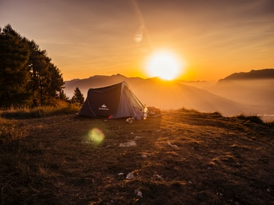 When camping lanterns become the norm in the U.S.